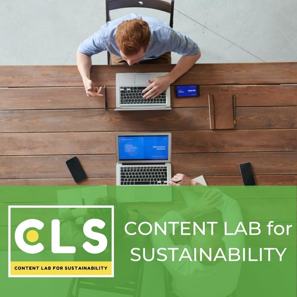 Content Lab for Sustainability