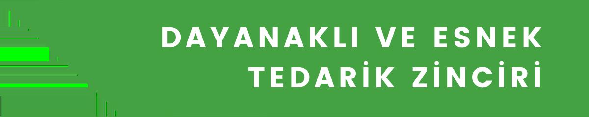 Dayanıklı Esnek Tedarik Zinciri