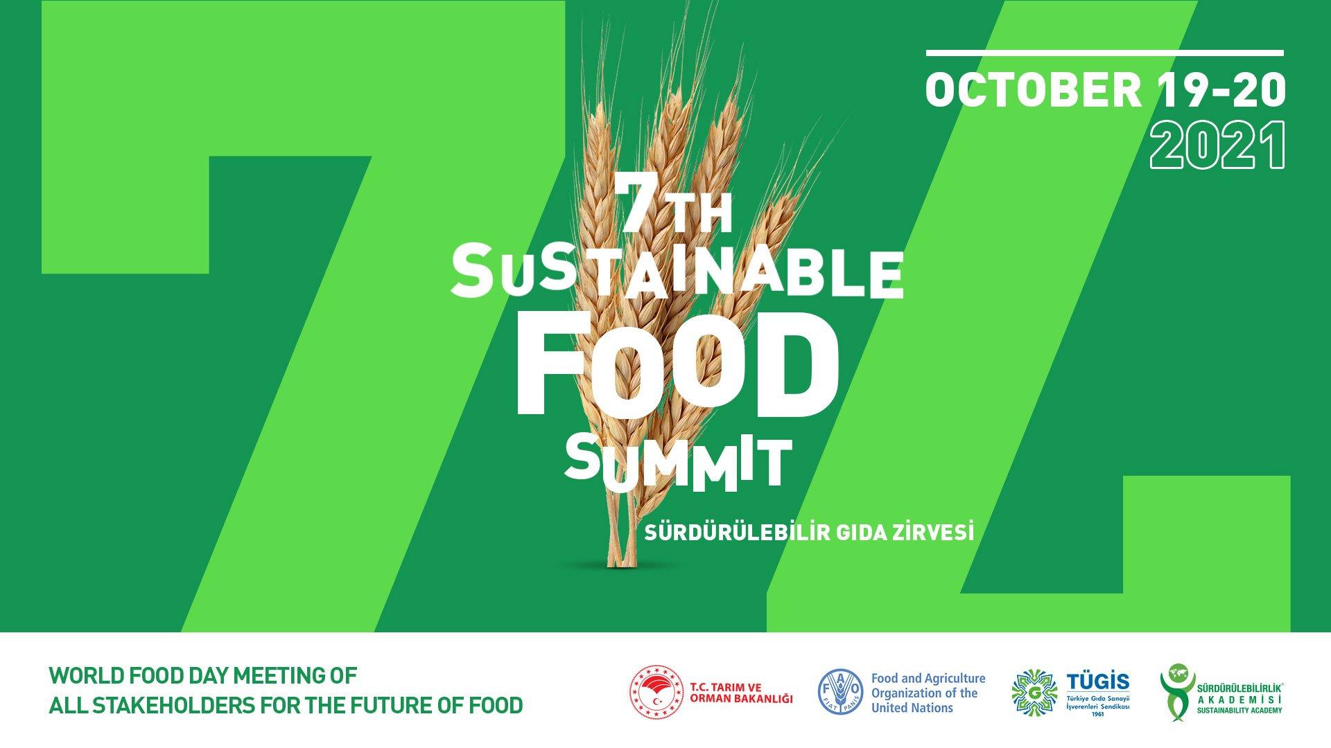 Sürdürülebilir Gıda Zirvesi 2021
