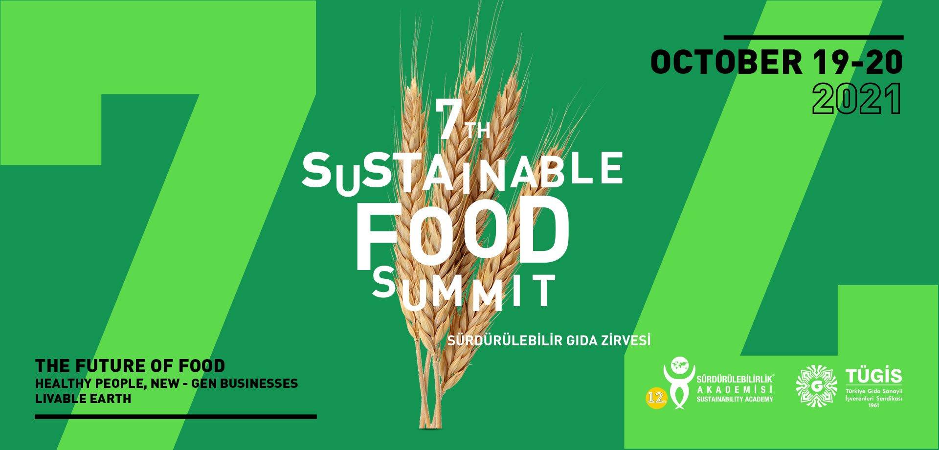 Sustainable Food Summit 2021