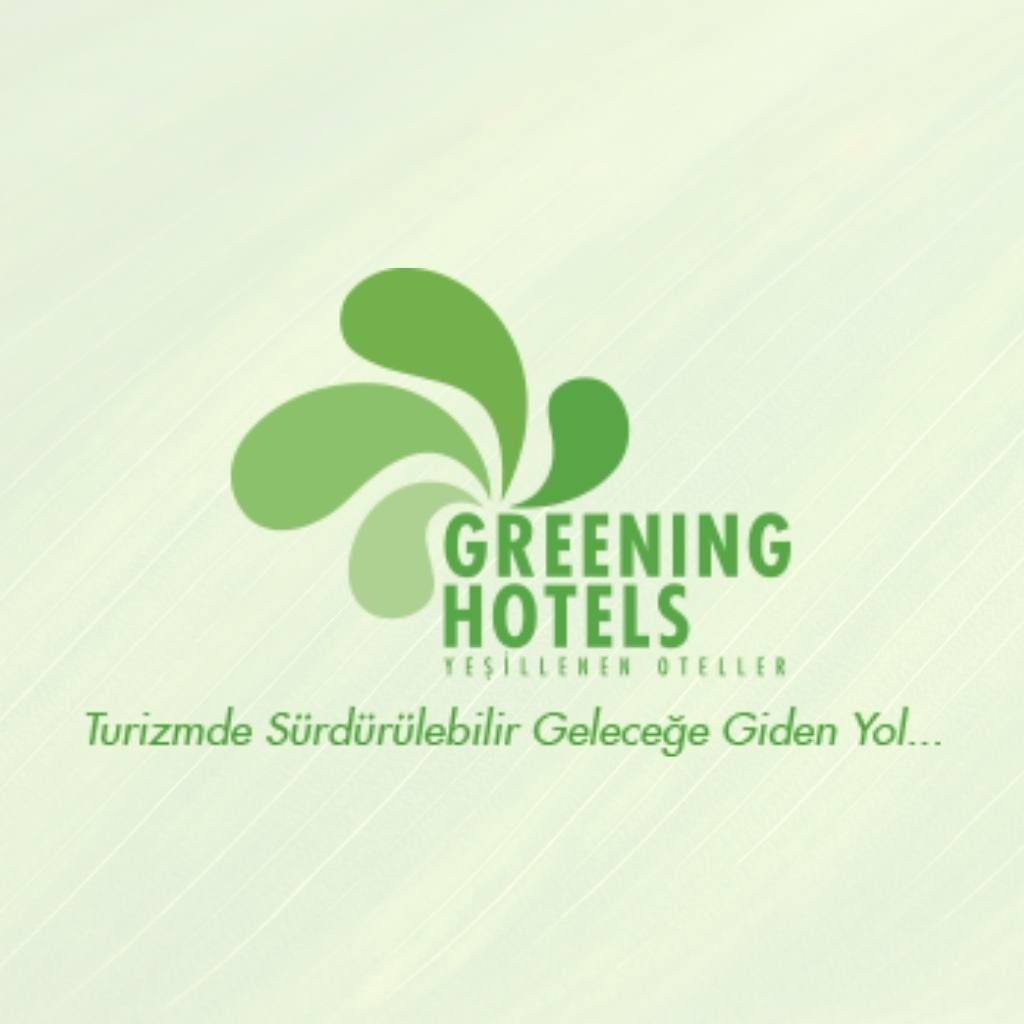 Yeşillenen Oteller